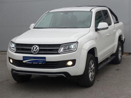 VW Amarok Atacama BMT TDI 4x4 permanent