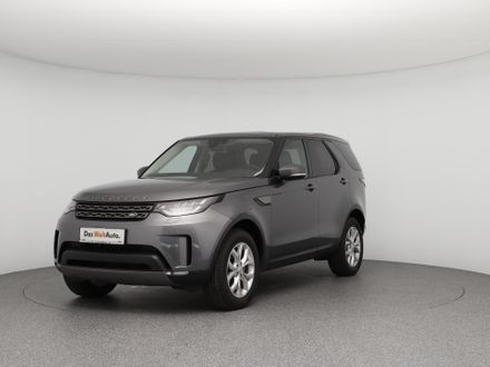 Land Rover Discovery 5 2,0 TD4 SE Aut.
