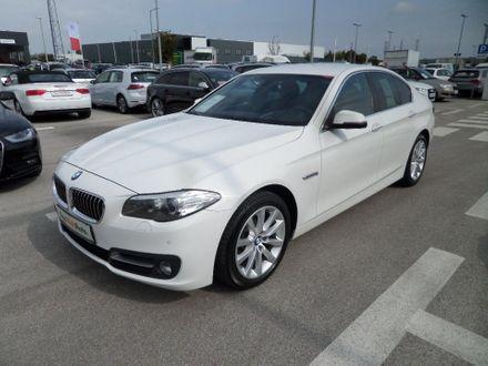 BMW 520d xDrive Österreich-Paket Aut.