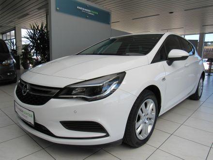 Opel Astra 1,6 CDTI Ecotec Edition Start/Stop System