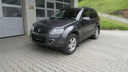 Suzuki Grand Vitara 1,9 DDiS special