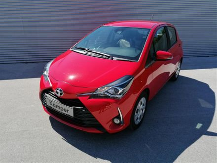 Toyota Yaris 1,5 VVT-ie Active