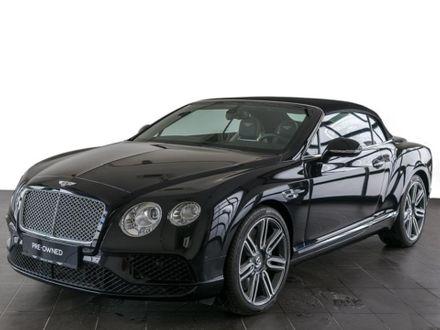 Bentley Continental GT Cabrio V8