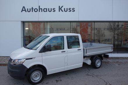 VW Doka-Pritsche Entry TDI