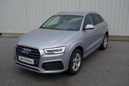 Audi Q3 2.0 TDI quattro intense +