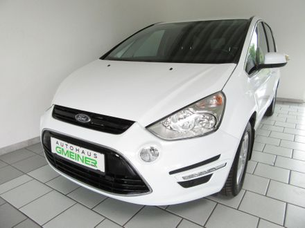 Ford S-MAX Business 1,6 TDCi DPF Start & Stop