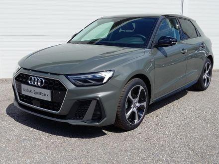 Audi A1 Sportback 25 TFSI S line exterieur