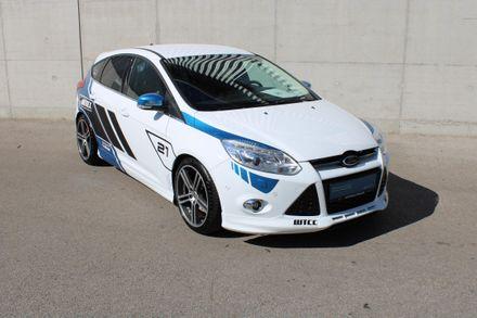 Ford Focus Titanium 1,6 EcoBoost