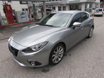Mazda 3 Sport G165 Revolution