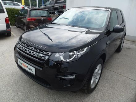 Land Rover Discovery Sport 2,0 TD4 4WD Pure e-Capabil.