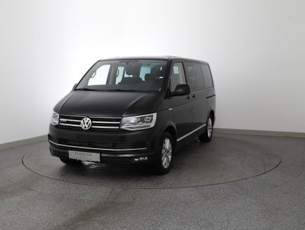 VW Multivan Highline TDI 4MOTION