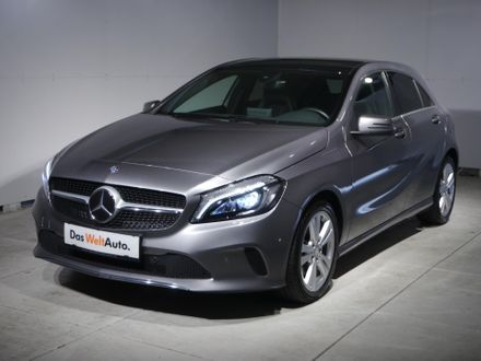 Mercedes A 200 CDI BlueEfficiency Aut.