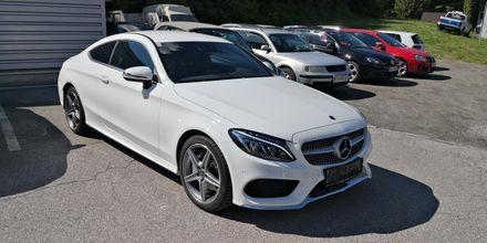 Mercedes C 180 Coupe Aut.