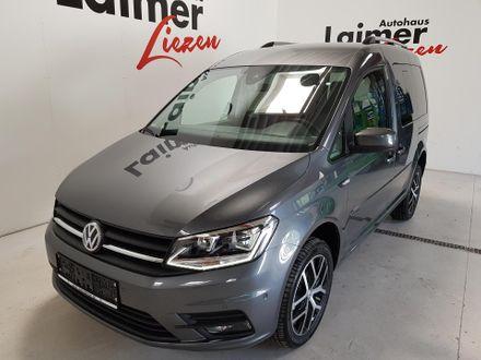VW Caddy Austria Plus TDI 4MOTION
