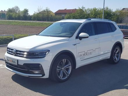 VW Tiguan Alls. CL TDI 4MOTION DSG 5-Sitzer