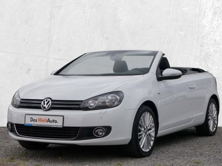 VW Golf Cabriolet Cup TSI