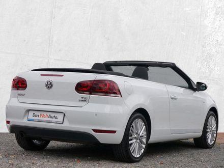 VW Golf Cabriolet BMT TSI