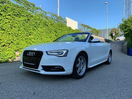 Audi A5 Cabriolet 2.0 TDI intense