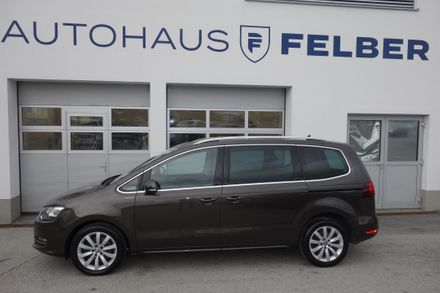 VW Sharan Highline TDI SCR 4MOTION