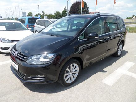 VW Sharan Highline TDI SCR BMT