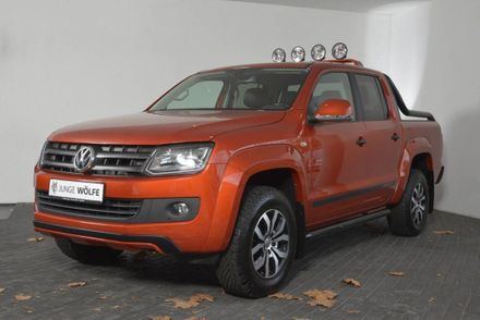 VW Amarok Canyon TDI