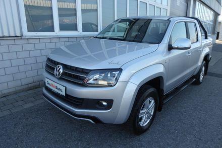 VW Amarok Atacama TDI 4x4 permanent