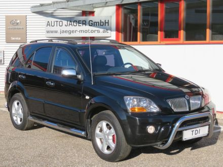KIA Sorento 2,5 CRDi Adventure Motion Aut.