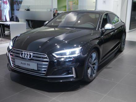 Audi S5 Sportback TDI quattro