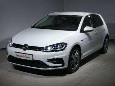 VW Golf Edition TSI DSG