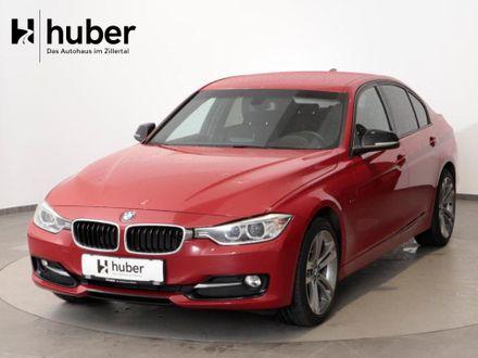 BMW 318d Österreich-Paket