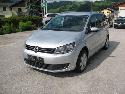VW Touran Comfortline TGI