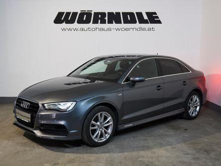 Audi A3 Lim. 1.6 TDI INTENSE