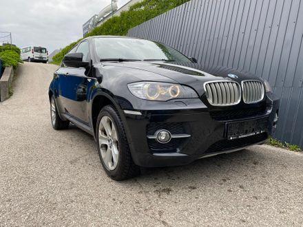 BMW X6 xDrive40d Österreich-Paket Aut.