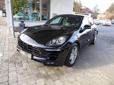 """Porsche Macan S Diesel 21"""" Räder"""