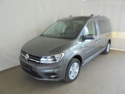 VW Caddy Maxi Austria Plus TSI