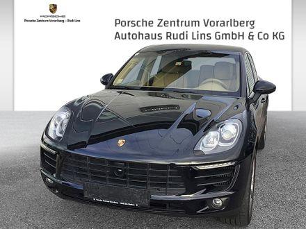 "Porsche Macan S 20"" Räder"