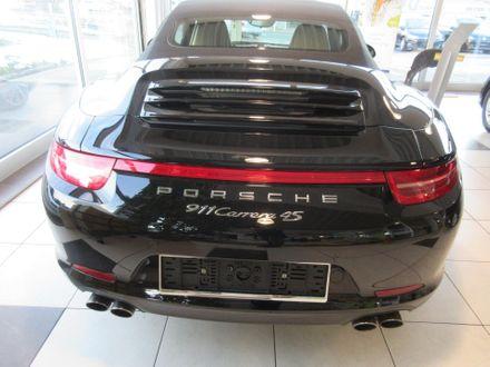 Porsche 911 Carrera 4S Cabrio (991)