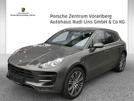 """Porsche Macan Turbo 21"""" Räder"""