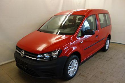 VW Caddy Conceptline TSI