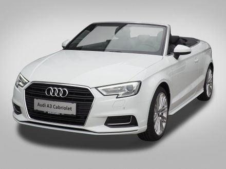 Audi A3 Cabriolet 1.4 TFSI intense