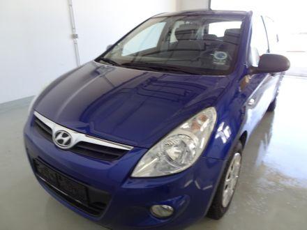 Hyundai i20 1,25 Europe