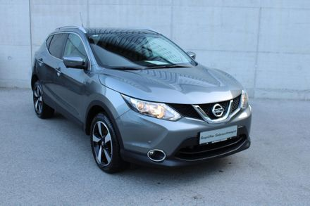 Nissan Qashqai 1,6 dCi N-Connecta ALL-MODE 4x4i