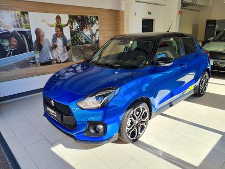 Suzuki Swift Sport 1,4 DITC Hybrid