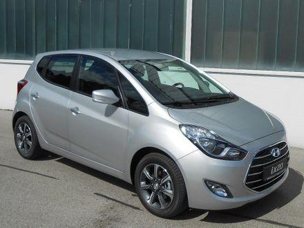 Hyundai iX20 1,4 CVVT GO!