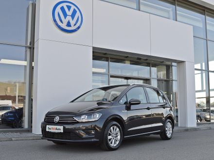 VW Golf Sportsvan Lounge BMT TDI