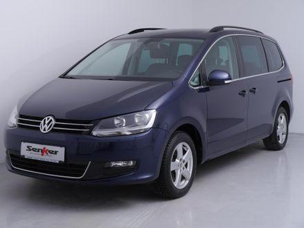 VW Sharan Comfortline BMT TDI DSG