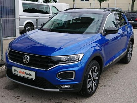 VW T-Roc Design TSI ACT DSG