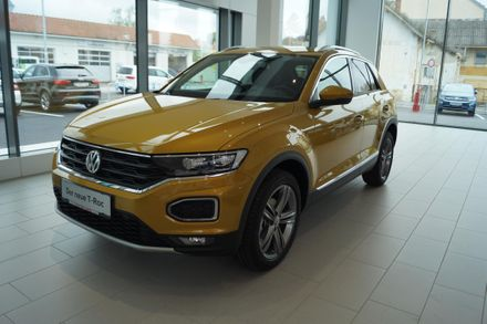 VW T-Roc Sport TSI ACT OPF