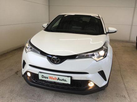 Toyota C-HR 1,2T C-HIC 4WD CVT
