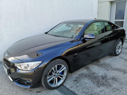 BMW 435i xDrive Coupe Aut.